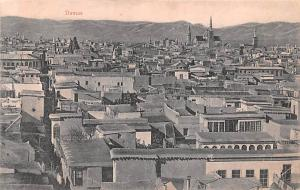 Damas, Syria Postcard, Syrie Turquie, Postale, Universelle, Carte  Damas
