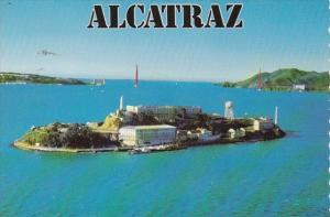 California San Francisco Alcatraz