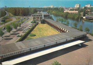 Netherlands Postcard Amsterdam Euromotel highway