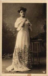 CPA Blanche Toutain, THEATER STAR (715659)