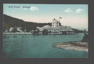 090298 BERMUDA Hotel Frascati Vintage PC