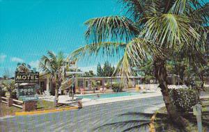 Florida Stuart Rancho Grande MotelWith Swimming Pool
