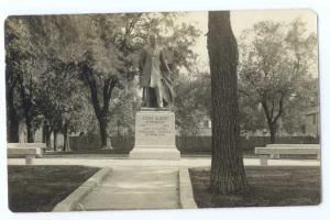 RP John Albert Johnson Memorial St. Peter Minnesota MN