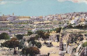 Aerila View of Bethlehem, Palestine, 00-10s
