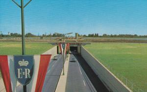 George Massey Tunnel , VANCOUVER , B.C. , Canada  , 50-60s