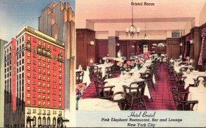 New York City Hotel Bristol