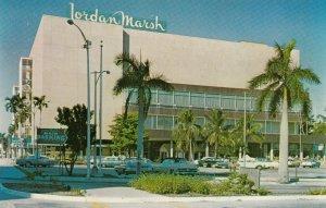 MIAMI , Florida, 40-60s ; Jordan Marsh Department Store