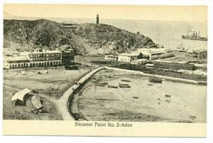 Aden , Yemen , 00-10s ; Steamer Point No.2