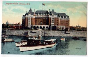 Empress Hotel, Victoria BC Can
