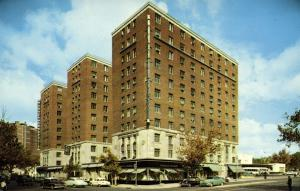 Washington, D.C., Manger Annapolis Hotel (1970s) Cars