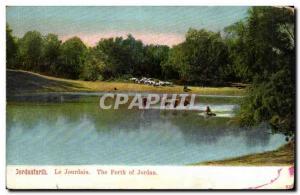 Jordan - Jordan - Jordanfurth - The Jourdaine - The Forth of Jordan - Old Pos...