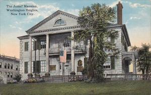 The Jumel Mansion Washington Heights New York City