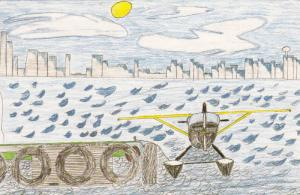 Artwork From Indians Kids (Brad Chorostkowski - Age 12), Expo 86, Northwest T...