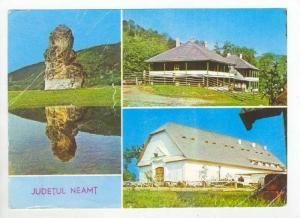 PIATRA NEAMT, Romania, 50-60s Piatra Teiului