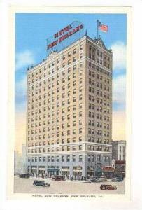 Hotel New Orleans, New Orleans, Louisiana, 30-40s