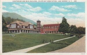 LAKE GEORGE , New York , 1910s ; Silver Bay Association