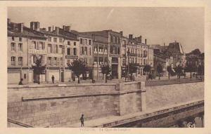 Le Quai De Londres, Verdun (Meuse), France, 1900-1910s