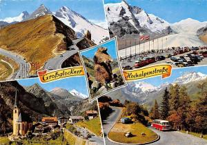Grossglockner Hochalpenstrasse, Fuschertoerl Parkplatz Freiwandeck Kaefertal