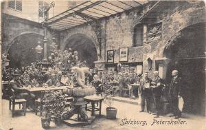 BC60574 Salzburg Peterskeller  austria