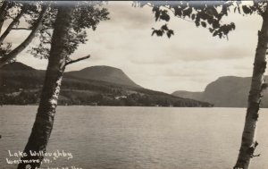 RP: WESTMORE , Vermont ,  1910-20s ; Lake Willoughby # 4