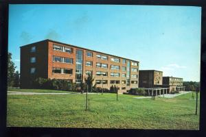 Burlington, Vermont/VT Postcard, U.V.M. Redstone Campus, Mason/Simpson Hall