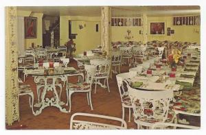 Glockenspiel Restaurant Fleetwood PA Interior US 222 Kutztow