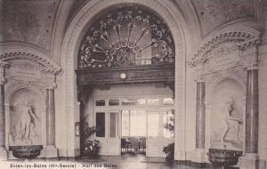 Hall des bains, Évian-les-Bains (Haute-Savoie), France, 1900-1910s