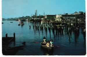 Post Card United States Massachusetts Gloucester Home Port