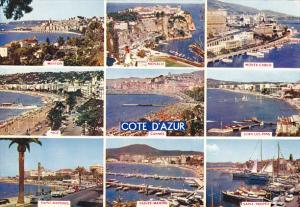 France Reflets de la Cote D'Azur Multi View
