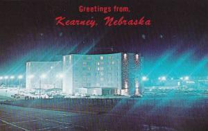 Nebraska Omaha Centennial Tower Womens Residence Kearney State College