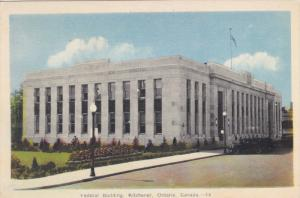 Federal Building , KITCHENER , Ontario , Canada , 30-40s