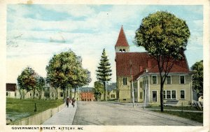 ME - Kittery. Government Street
