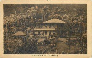 Oceania Samoa Island MOAMOA Seminary