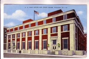 U S Post Office and Court House, Paducah, Kentucky,