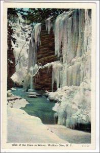 Glen of Pools, Watkins Glen NY