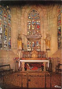 B51863 Le Faouet Chapelle Sainte Barbe    france