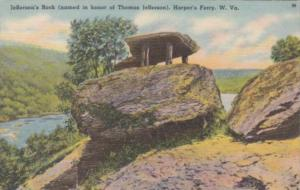 West Virginia Harpers Ferry Jefferson's Rock