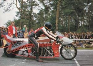 Kawasaki : Sprint Special KAWASIMI , 60-80s