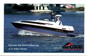 MerCruiser Stern Drive Inboard Hartley Marine Edgewater Maryland