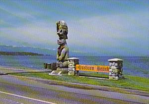 Canada Qualicum Beach Vancouver Island British Columbia