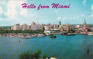 Florida Miami Hello From Miami