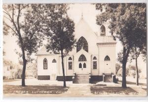 RPPC - Fredan Lutheran Church, Schlegwig IA