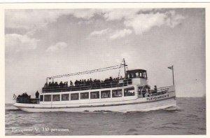 RP; FLEVOMEER V. 330 personen, Passengr Ferry, Netherlands, 30-50s