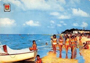 Spain Denia Playa Las Marinas Beach Promenade Plage