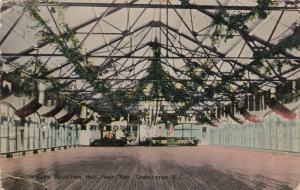 CHARLESTON, South Carolina, 1900-10s; Officers Reception Hall, Navy Yard