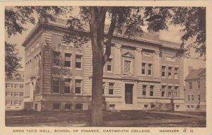 New Hampshire Hanover Amos Tuck Hall School Of Finance Dartmouth College Albe...