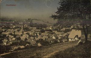 Oberbieber Germany Neuwied - Homes c1910 Postcard