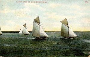 NJ - Egg Harbor Bay. Yacht Race, 1911