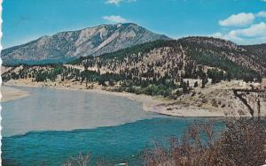 Meeting of the Thompson and Fraser Rivers at Lytton,  B.C.,  Canada,  PU_40-60s
