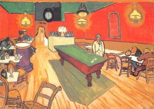 Night Café - Vincent Van Gogh